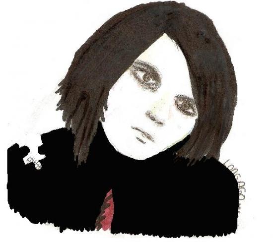 Gerard Way par xsweet-revengex